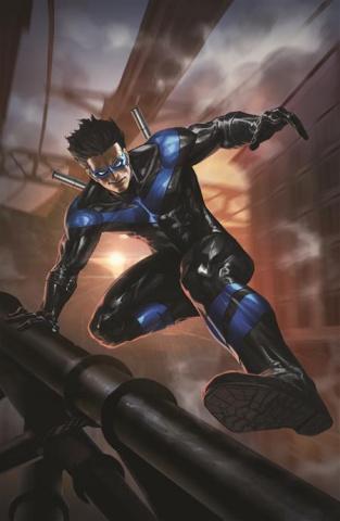 Nightwing #78 (Skan Cover)