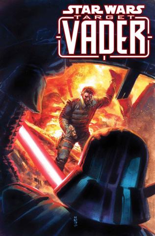 Star Wars: Target Vader #3