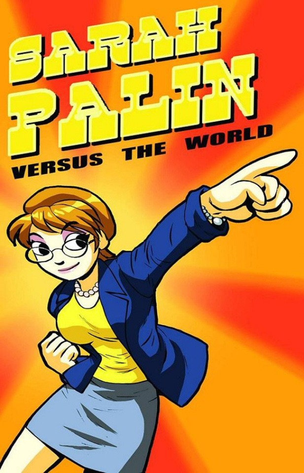 Sarah Palin vs. the World