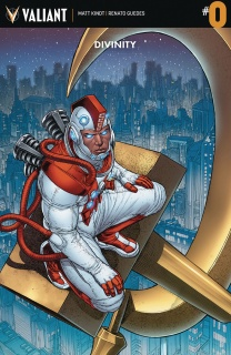 Divinity #0 (Ryp Cover)