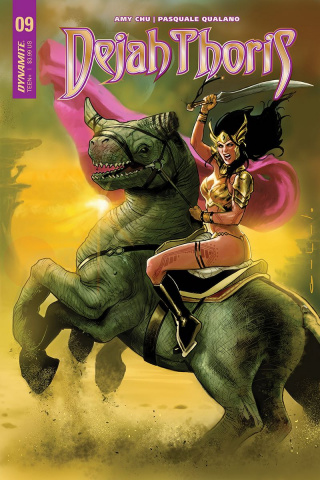 Dejah Thoris #9 (Galindo Cover)