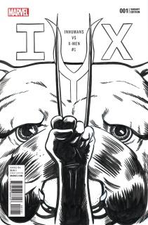 IvX #1 (Premium Cover)