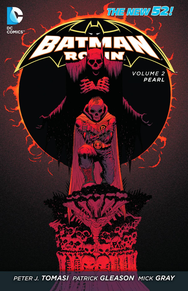Batman and Robin Vol. 2: Pearl