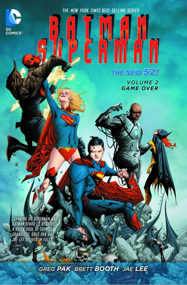 Batman / Superman Vol. 2: Game Over