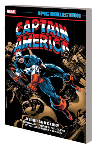 Captain America: Blood and Glory (Epic Collection)