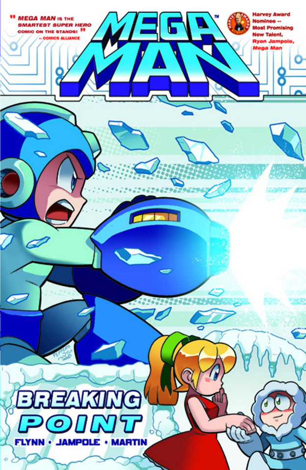 Mega Man Vol. 6 Breaking Point