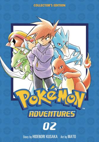 Pokémon Adventures Vol. 2 (Collectors Edition)