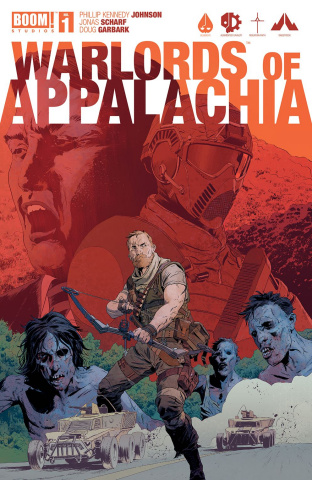 Warlords of Appalachia #1 (Sammelin Cover)