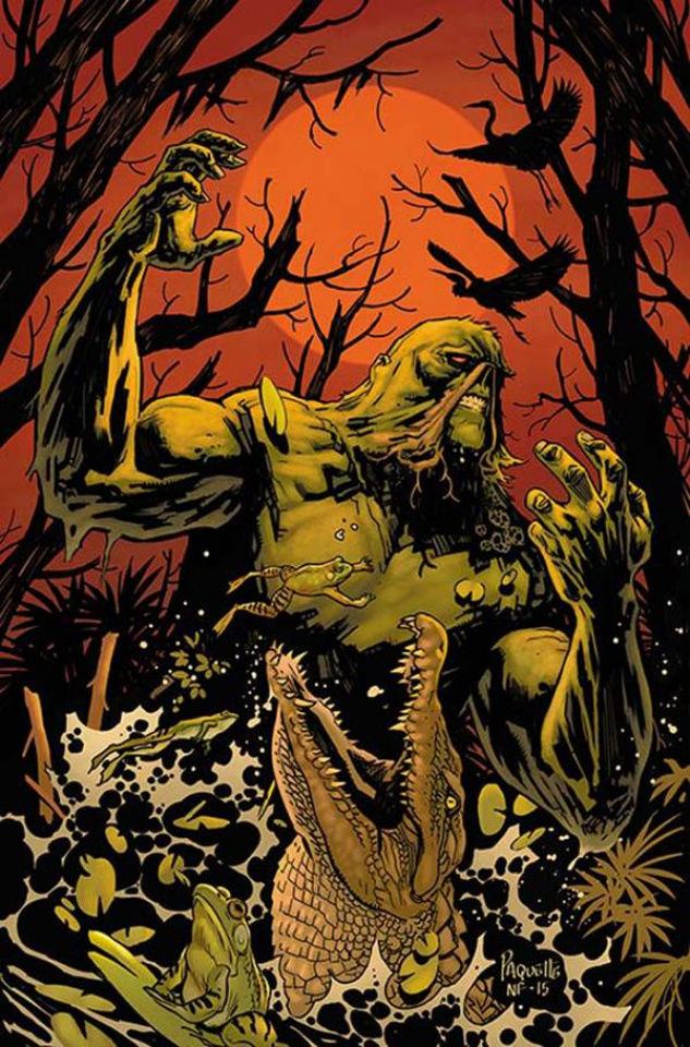 Swamp Thing #1 (Variant Cover)