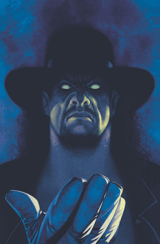 WWE: Then, Now, and Forever #1 (Irving Cover)
