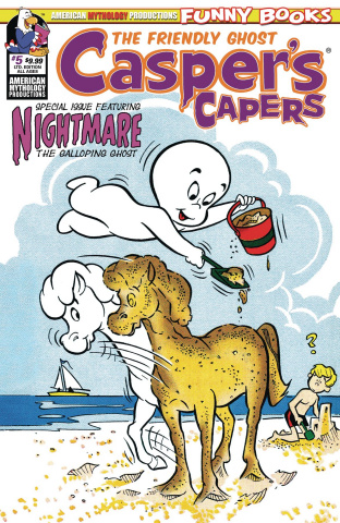 Casper's Capers #5 (Limited Edition Cover)