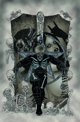 Tarot: Witch of the Black Rose #79