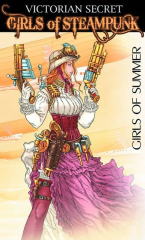 Victorian Secret: Girls of Summer #1