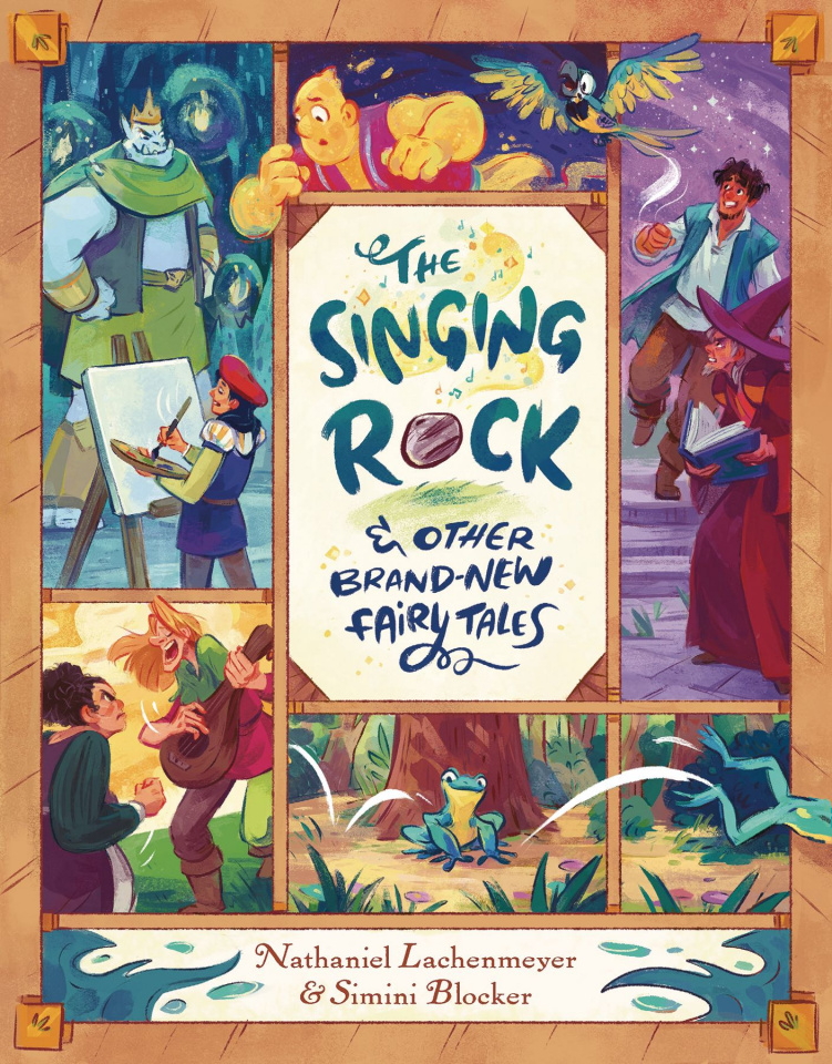 The Singing Rock & Other Brand New Fairy Tales