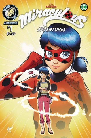 Miraculous Adventures #1 (Fleecs Cover)