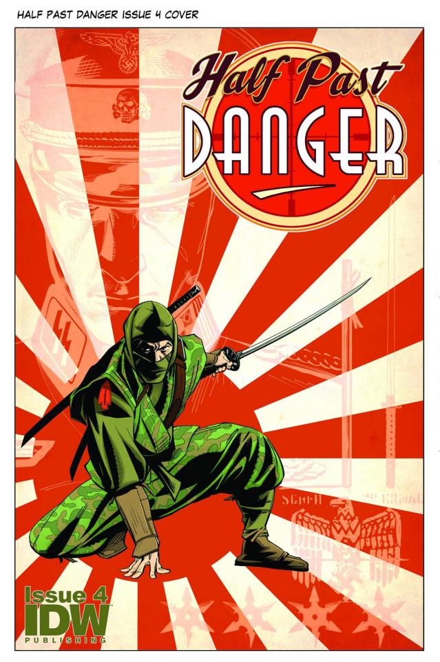 Half Past Danger #4