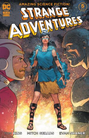 Strange Adventures #5 (Evan Doc Shaner Cover)