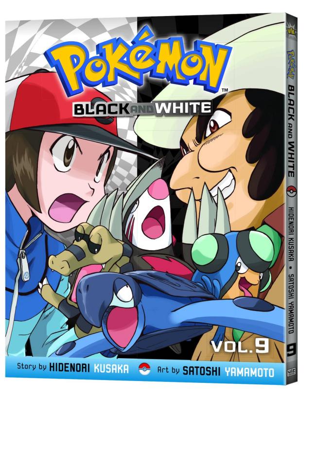 Pokémon: Black & White Vol. 10