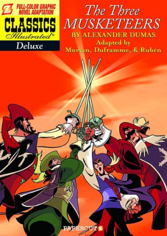 Classics Illustrated Vol. 6: Three Musketeers