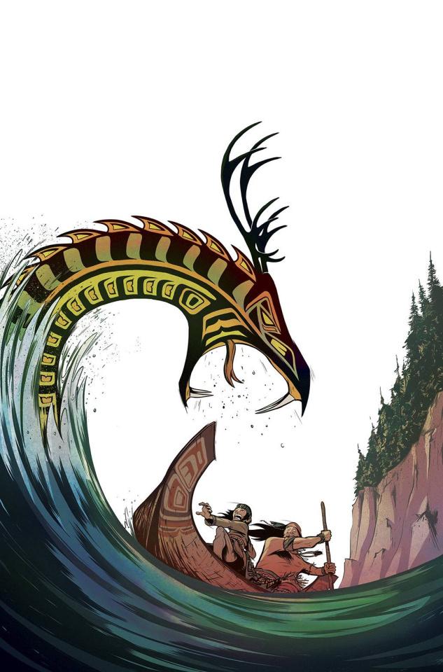 The Storyteller: Dragons #1
