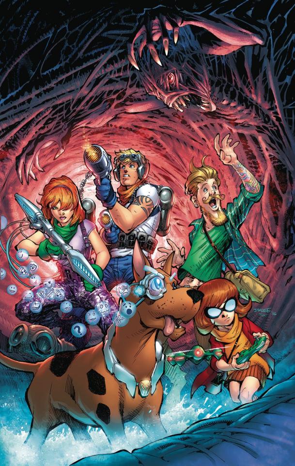 Scooby: Apocalypse Vol. 1
