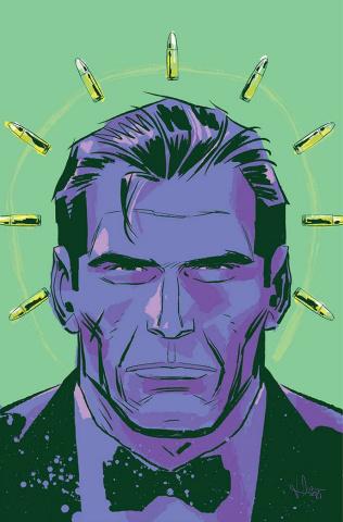James Bond: Agent of SPECTRE #4 (15 Copy Casalanguida Virgin Cover)
