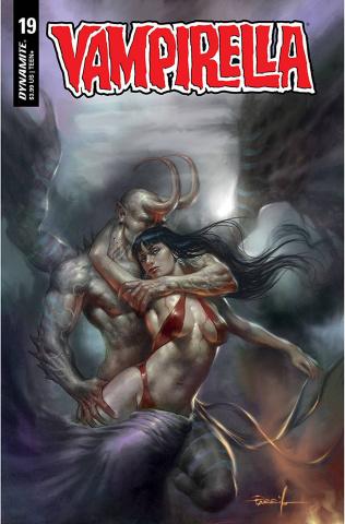 Vampirella #19 (Parrillo Cover)