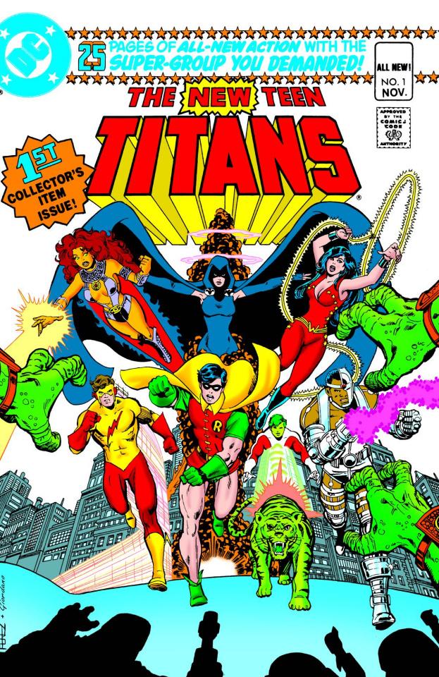 The New Teen Titans Vol. 1