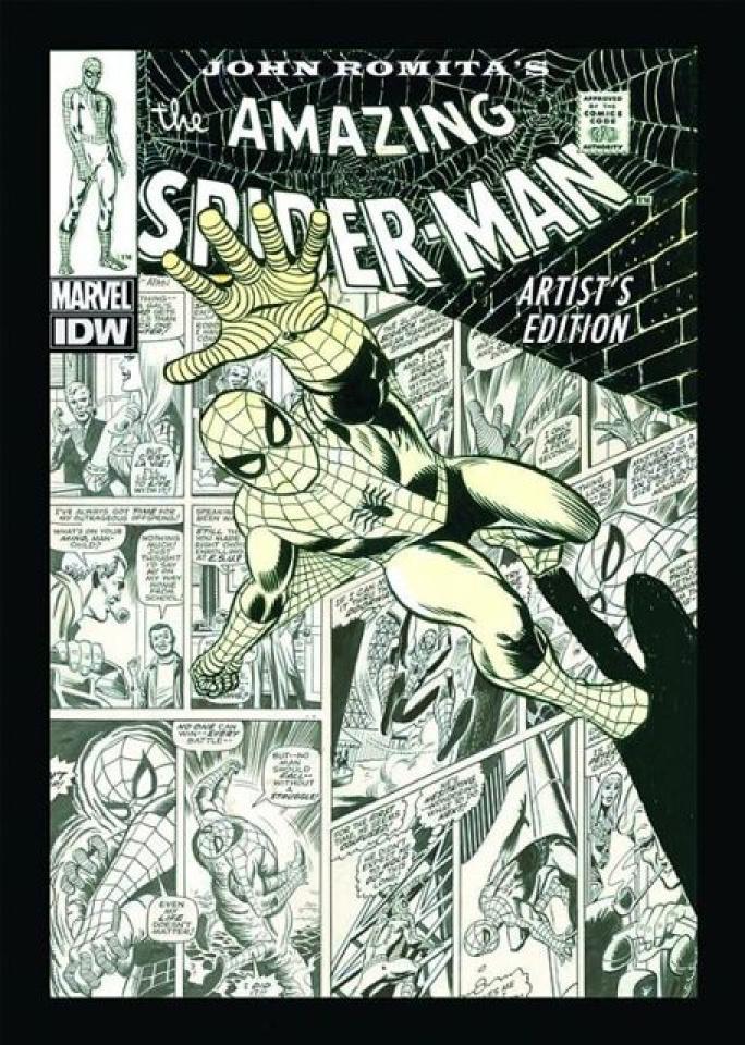 John Romita's Amazing Spider-Man: Artist's Edition Vol. 1
