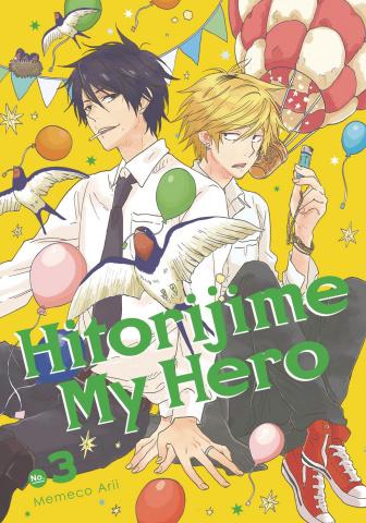 Hitorijime, My Hero Vol. 3