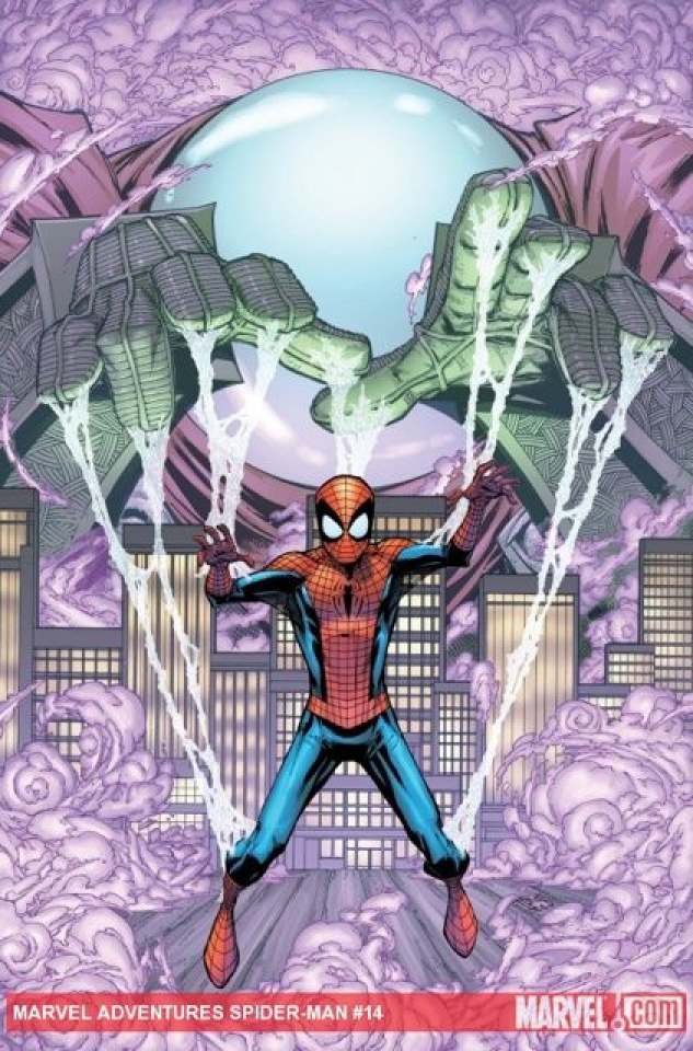 Marvel Adventures: Spider-Man #14