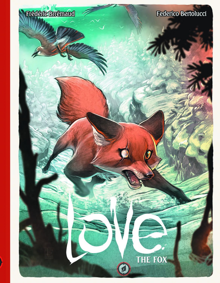 Love Vol. 2: The Fox