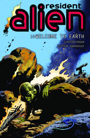 Resident Alien Vol. 1: Welcome To Earth