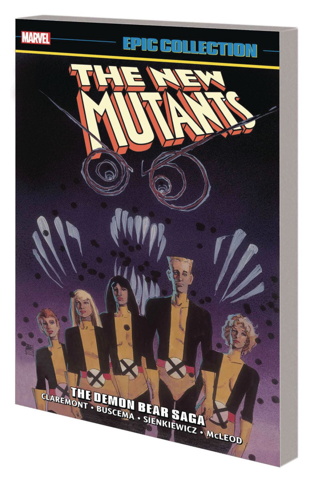 The New Mutants: The Demon Bear Saga (Epic Collection)