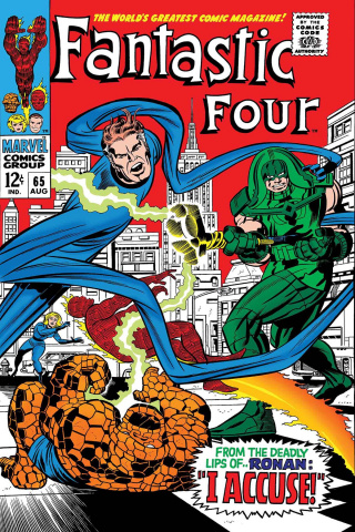Fantastic Four: Ronan and the Kree #1 (True Believers)