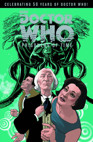 Doctor Who: Prisoners of Time Vol. 1