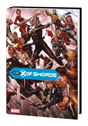 X of Swords (Brooks Cover)
