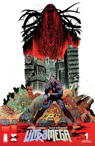 Ultramega #1 (Harren 3rd Printing)