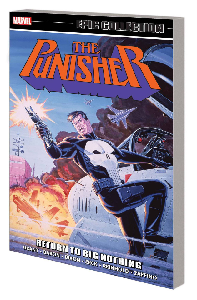 The Punisher: Return to Big Nothing (Epic Collection)