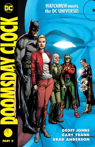Doomsday Clock Part 2 (Slipcase Edition)