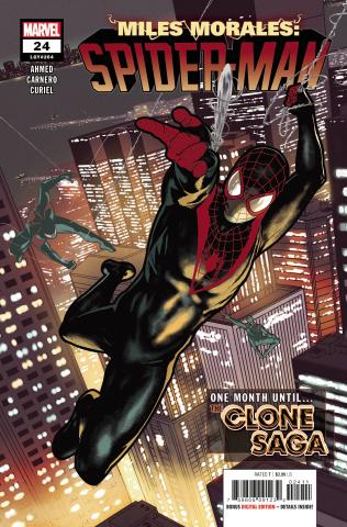 Miles Morales: Spider-Man #24