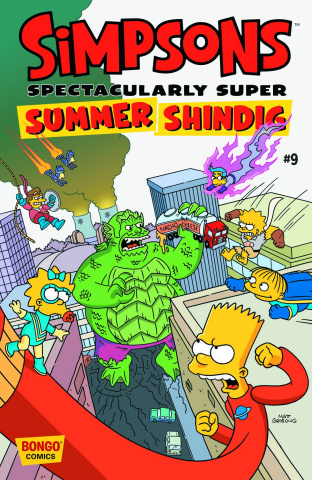 Simpsons: Spectacularly Super Summer Shindig #9