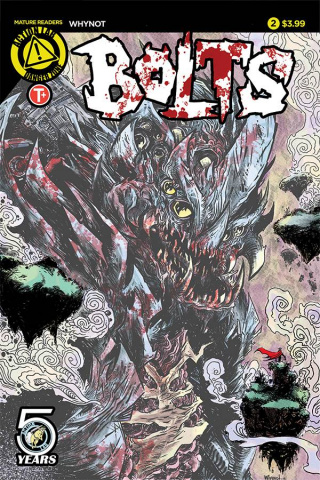 Bolts #2 (Whynot Cover)
