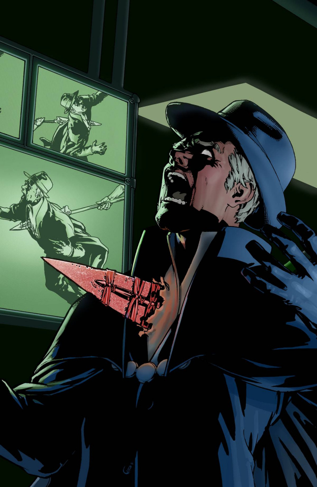 The Phantom Stranger #7
