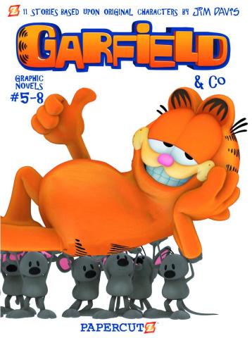Garfield & Co. Vols. 5-8