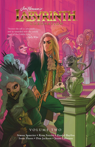 Labyrinth: Coronation Vol. 2