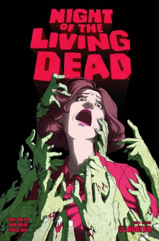 Night of the Living Dead #1-5 Bag Set
