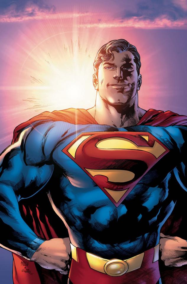Superman Vol. 1: The Unity Saga
