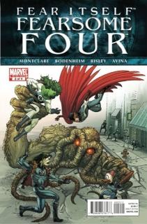 Fear Itself: Fearsome Four #2