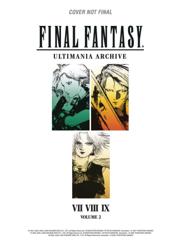Final Fantasy: Ultimania Archive Vol. 2